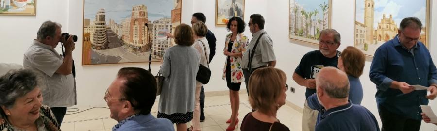 Exposicions, tallers i actuacions marquen el darrer tram de l'any en l'ECO de les Aules