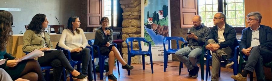 La Diputació assisteix a una jornada sobre món rural i despoblació sota la perspectiva de gènere