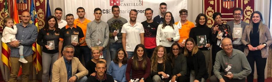 Tania Martínez y Pau Fernández son los ganadores del VI Circuit TriCastelló de la Diputación