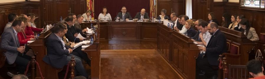 L'equip de govern impulsa una declaració institucional de rebuig als disturbis a Catalunya