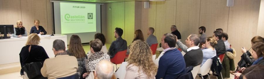 El Patronat Provincial de Turisme coordina la participació dels municipis de Castelló en Fitur