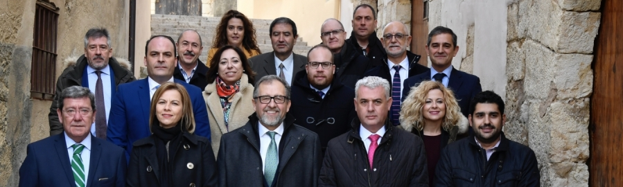 Martí assumeix la presidència del Camí del Cid amb la vista en fer front al repte demogràfic