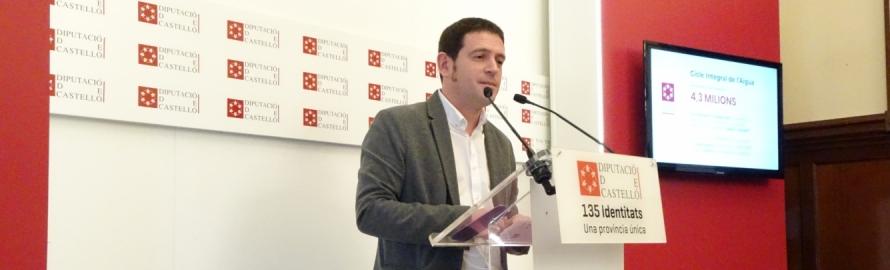 Diputació inverteix 4,5 milions per a fer front al repte climàtic a les comarques de Castelló