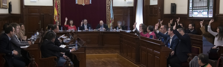 El primer pressupost de la Diputació del canvi s'aprova sense cap vot en contra