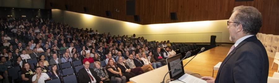 Martí defiende el turismo como eje vertebrador de la provincia en la convención de DIT Gestión