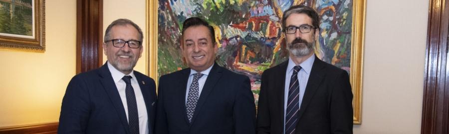 Martí propone que el CEEI apoye proyectos innovadores para la creación de empresas en el interior