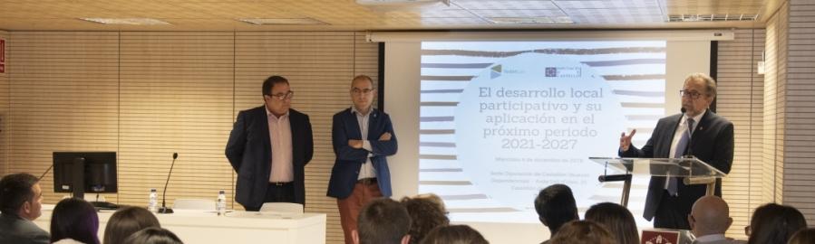 Martí propone la aplicación de una discriminación fiscal positiva en el ámbito rural para favorecer la creación de empresas
