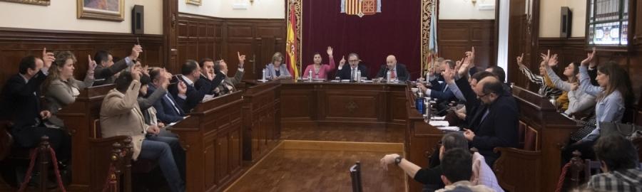 Con su decidida apuesta por el consenso José Martí consigue aprobar 12 declaraciones institucionales en un solo semestre