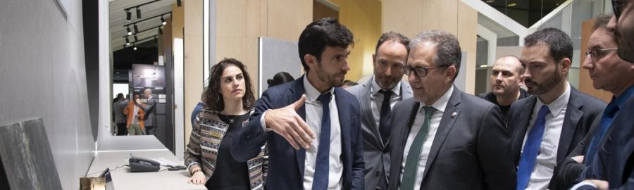 José Martí felicita les empreses guanyadores dels Alfa d'Or i anima el sector a continuar apostant per la innovació
