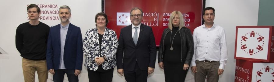 La Diputació de Castelló augmenta la dotació dels premis del pla de regeneració urbana (CRU) fins als 400.000 euros