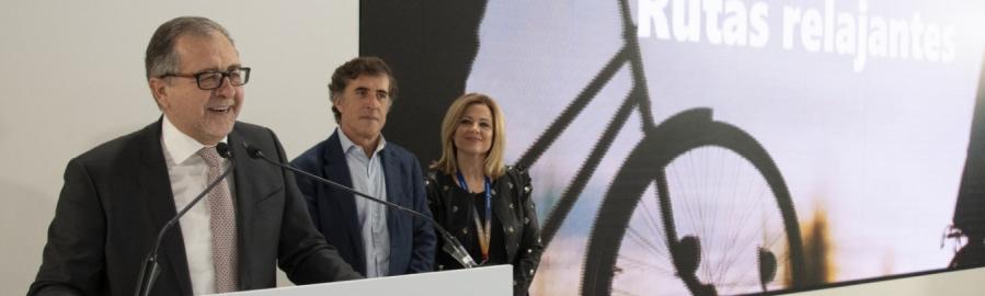 La Diputació promociona Castelló com a destinació cicloturista i esportiu a Bèlgica, Països Baixos i Romania