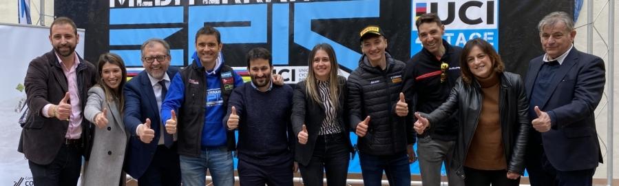 La Diputació inverteix 75.000 euros en la 'III Mediterrean Epic', en la qual participen 700 ciclistes procedents de 32 països