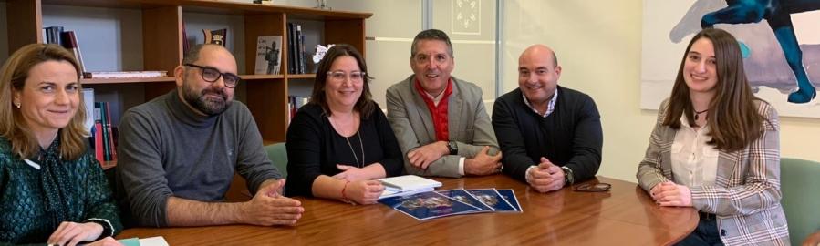 La Diputació promourà l'adhesió de Castelló a la futura ruta templera europea per a eixamplar l'atractiu turístic provincial