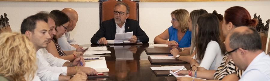 La Diputació de Castelló ajudarà amb 100.000 euros als municipis per a redactar els seus plans locals de prevenció d'incendis