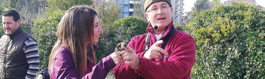 María Jiménez agraeix que el Grup Au d'Ornitologia renuncie a una subvenció de 15.000 euros per l'emergència sanitària del coronavirus