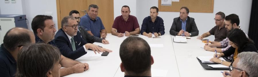 La Diputació activa el pagament dels 5,6 milions del Fons de Cooperació Municipal per a injectar liquiditat als ajuntaments de la província