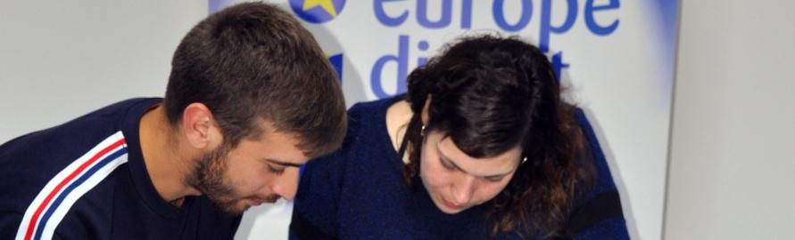 El Centre Europe Direct de la Diputació llança el concurs #EuropaEnCasa a les xarxes socials
