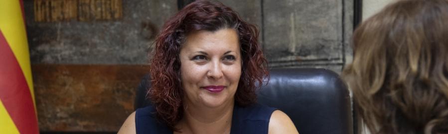 Patricia Puerta anuncia l'accés immediat de les persones vulnerables dels xicotets pobles a kits bàsics d'alimentació i higiene