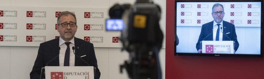 La Diputació de Castelló reivindica la xarxa com a motor de l'administració en el Dia Mundial d'Internet