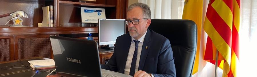 José Martí destaca la aprobación del fondo autonómico de cooperación contra el despoblamiento, que aportará 1,3 millones de euros a 79 municipios de Castellón