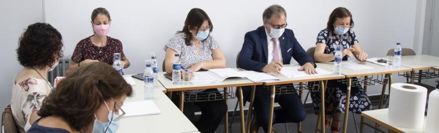 La junta rectora de la UNED de Vila-real dona llum verd als pressupostos de 2020 amb la presidència de José Martí