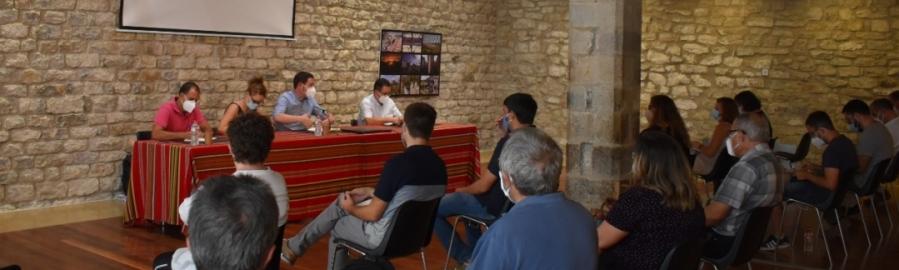 Ignasi Garcia reunix els municipis del Nord de Castelló per avançar en la recollida de residus urbans