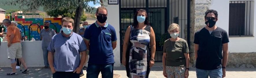 La Diputació de Castelló facilita la connexió entre Pina de Montalgrao i Segorbe amb un automòbil col·lectiu