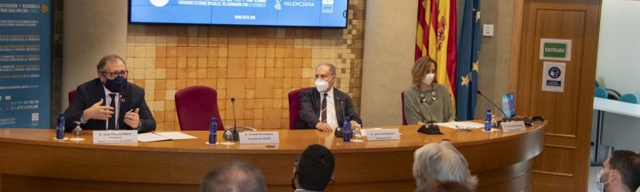 La Diputación de Castellón apuesta por la innovación en el campo cerámico con el copatrocinio de los premios 'ATC Impulsa'