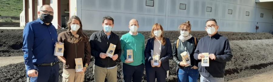 La Diputación de Castellón avanza en economía circular con la reconversión de las plantas de purines