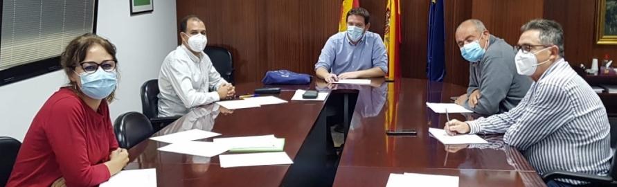 La Diputación colabora en la implantación de la recogida selectiva puerta a puerta en Benlloc