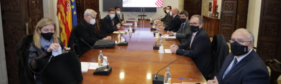 La Diputación de Castellón participará en el Fondo de Cooperación COVID-19 para ayudar pequeñas empresas y autónomos de la provincia afectados por la pandemia