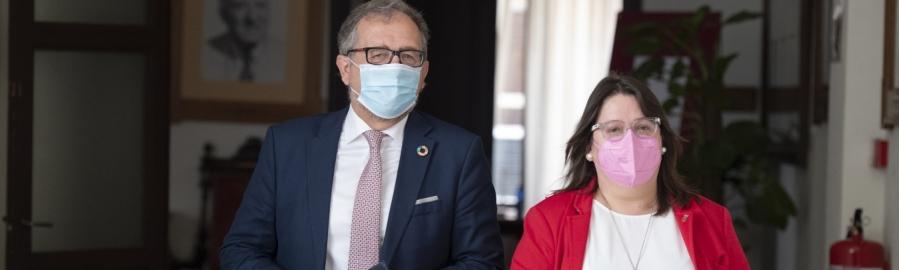 La Diputació entregarà el 16 de maig l'Alta Distinció de la Província de Castelló al col·lectiu dels sanitaris