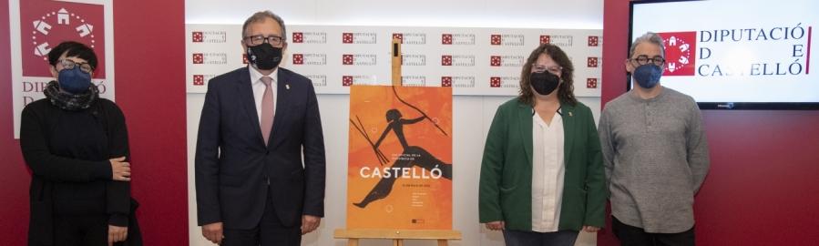 La Diputació de Castelló desvetlla la imatge promocional del 16 de maig, Dia Oficial de la Província