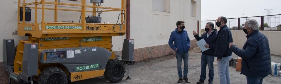 La Diputación de Castellón invertirá 62.682 euros en la rehabilitación del cocherón para su utilización parcial como almacén provincial de Equipos de Protección Individual (EPI)