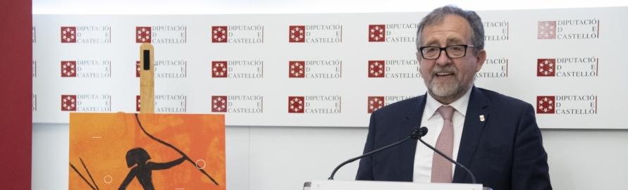 """José Martí: """"La Diputació de Castelló no es quedarà quieta i farà l'esforç necessari per a reconstruir la província"""""""
