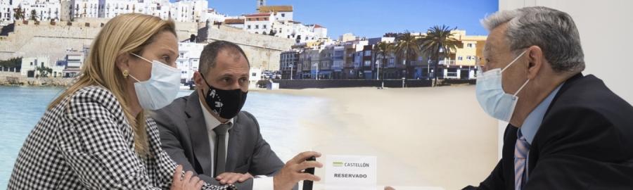 La Diputación valora el 'Castellón Senior' 'más difícil' y garantiza la continuidad por su papel dinamizador de la economía