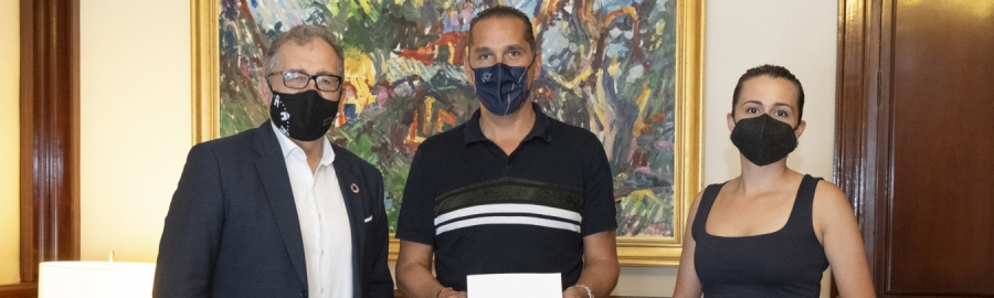 La Diputació de Castelló reafirma el seu compromís amb la Volta Ciclista a la Comunitat Valenciana 2021