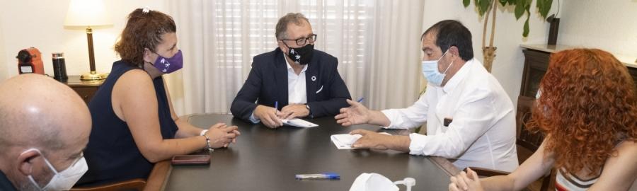 La Diputació recolza amb 15 mil euros el treball d'Alcer-Castàlia en l'atenció professionalitzada a persones amb dolències renals