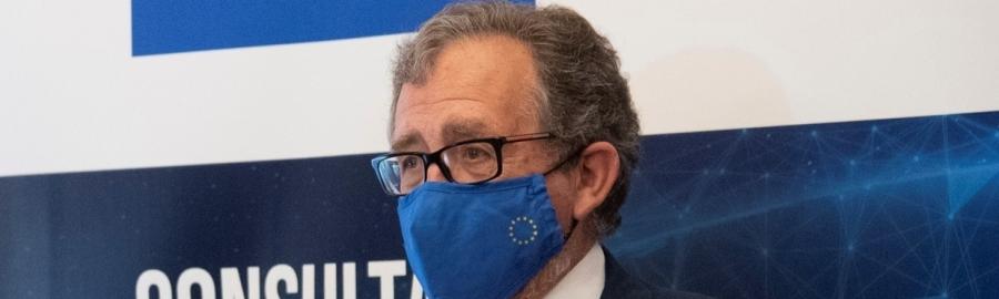 José Martí solicita que la Diputación gestione los fondos europeos que corresponden a los pequeños ayuntamientos