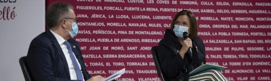La Diputació de Castelló reforça el seu portal de dades obertes amb la incorporació del mapa de recàrrega de vehicles elèctrics de la provincia