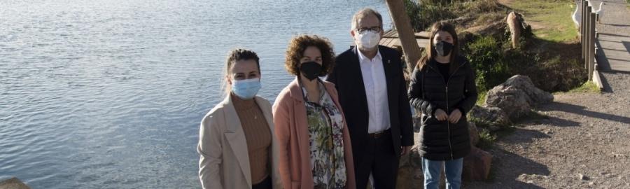 La Diputació supera l'últim tràmit per a l'imminent repartiment de 380.000 euros en ajudes per a la millora del medi natural