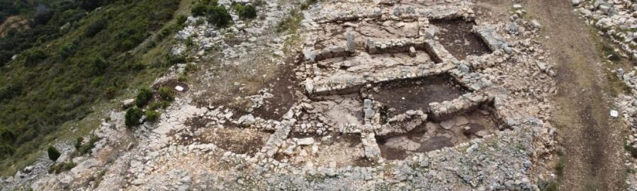 La Diputació finalitza les excavacions en el jaciment del Tossal de la Vila de la Serra amb importants descobriments