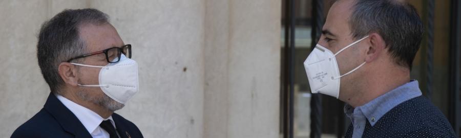 La Diputación destina 36.000 euros a la construcción de cinco insectarios en la provincia para combatir el cotonet