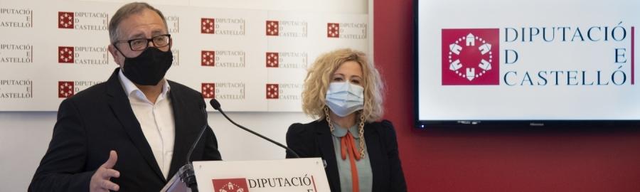 La Diputació de Castelló lidera l'estratègia provincial de captació de fons europeus NEXT Generation per a incentivar el turisme