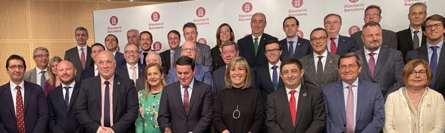 El president Martí reivindicarà en un acte de la FEMP a Almeria el protagonisme de les diputacions en la gestió dels fons europeus de reconstrucció