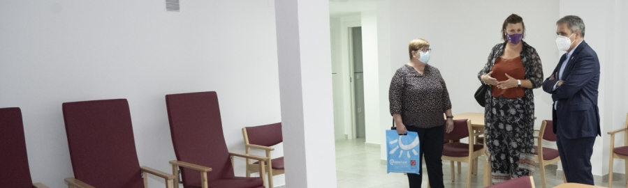 La Diputació de Castelló promou a Soneja l'envelliment actiu amb un nou centre d'atenció per a majors